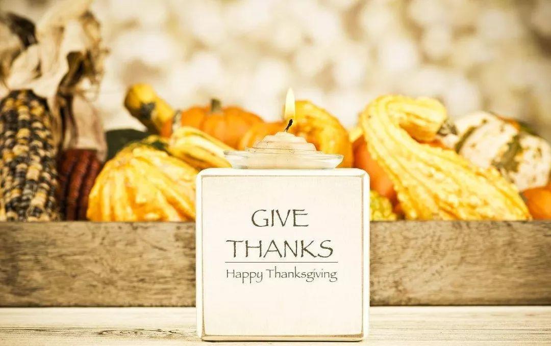 终于,我学会了感恩