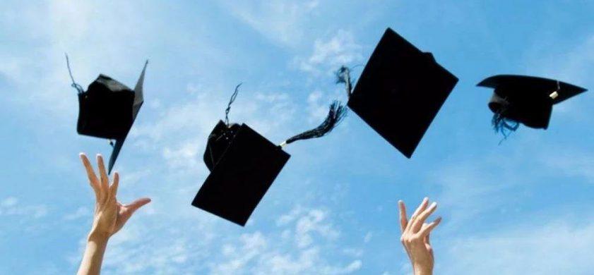 风暴中的恩典之路——我的孩子毕业了!
