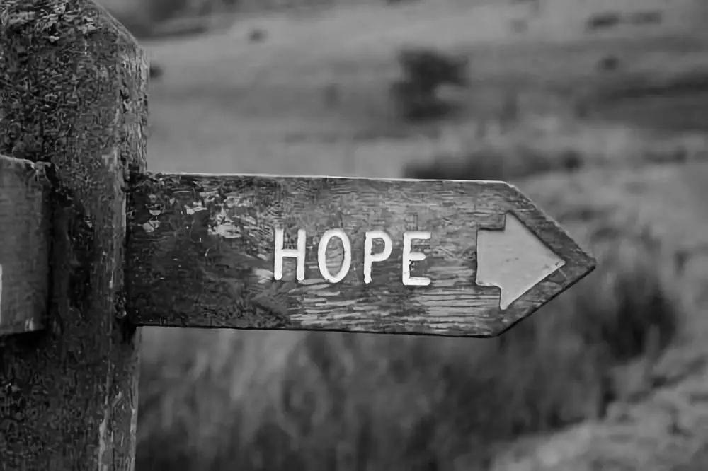 没有盼望的人生是残缺的