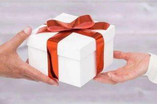 慷慨享用,慷慨馈赠