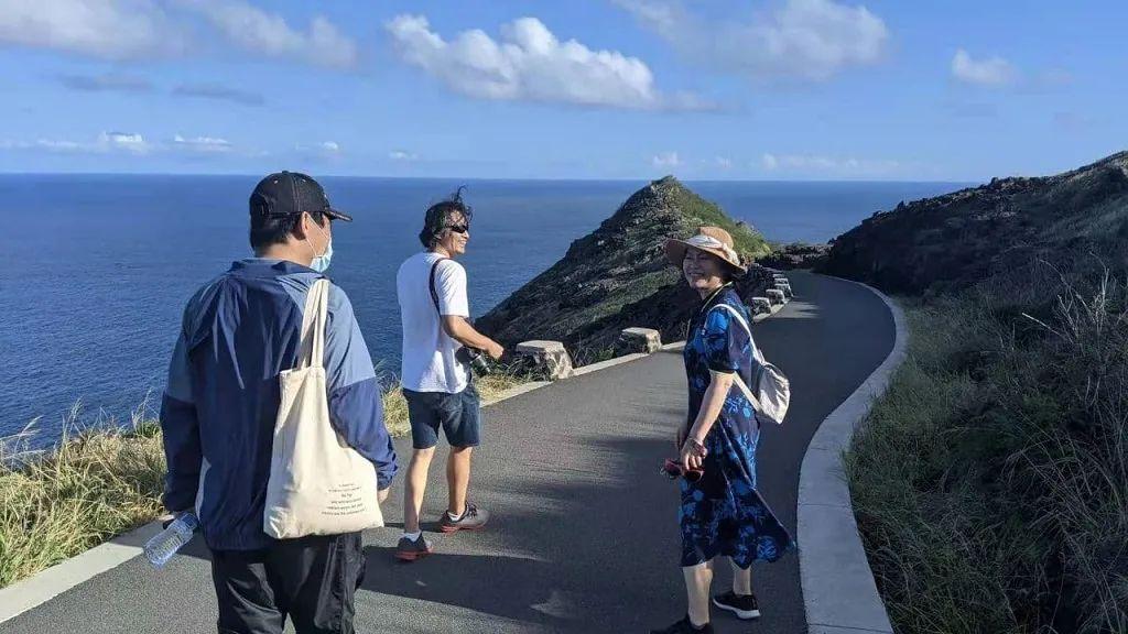 诗情夏威夷 | 施玮、双一、董良杰、麦子同题